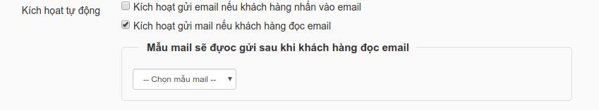 Hướng dẫn tạo chiến dịch trên email marketing